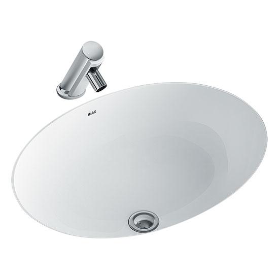 Chậu rửa mặt lavabo INAX L-2293V