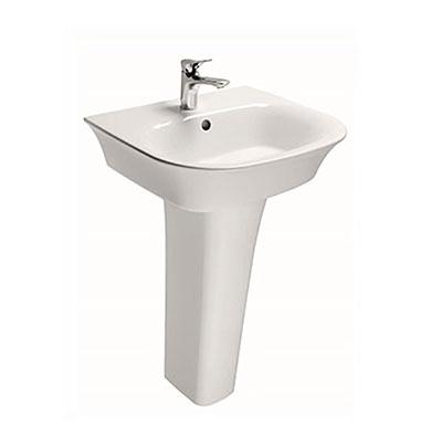 Chậu rửa lavabo TOTO LW196K-W LW196FK-W