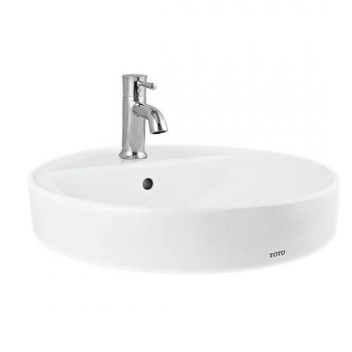 Chậu rửa mặt lavabo TOTO LT700CTR