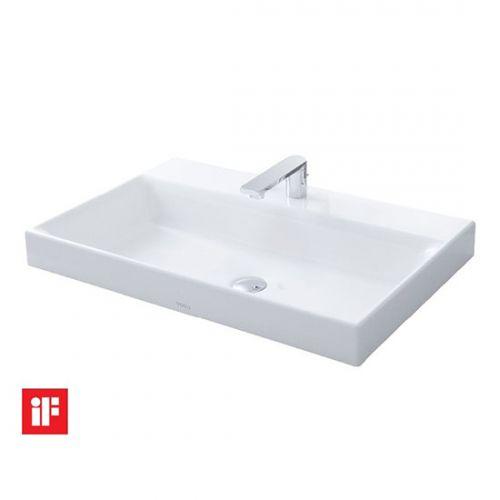 Chậu rửa mặt lavabo TOTO LW1617C