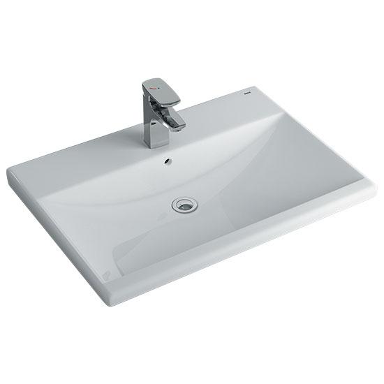 Chậu rửa mặt lavabo INAX L-2397V