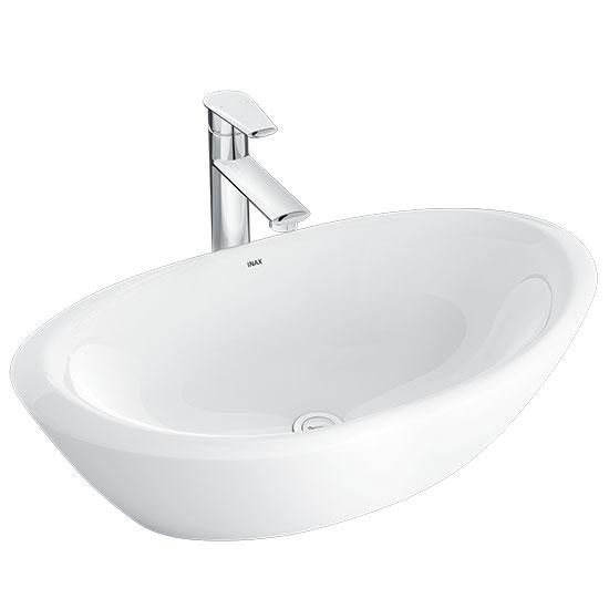 Chậu rửa mặt lavabo INAX L-465V