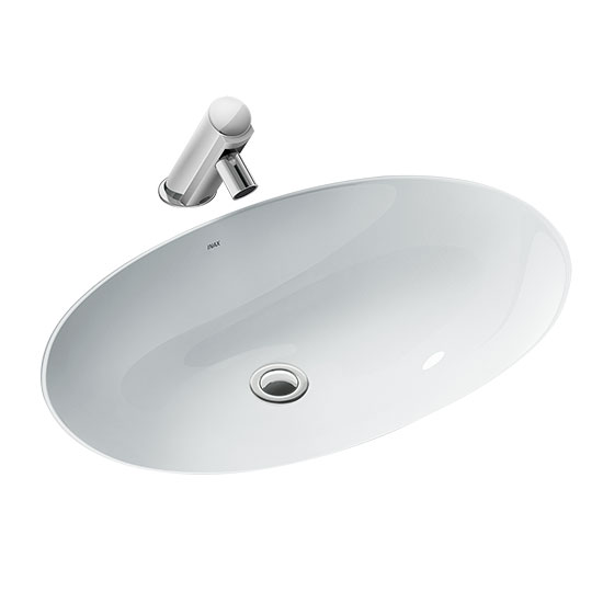 Chậu rửa mặt lavabo INAX AL-2216V (Kháng khuẩn)