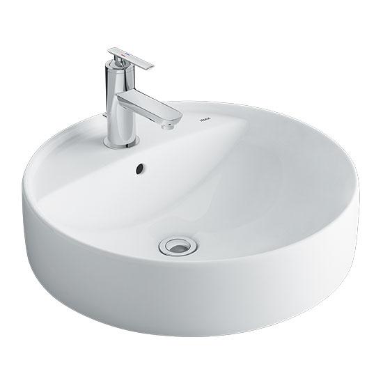 Chậu rửa mặt lavabo INAX AL-294V (Kháng khuẩn)