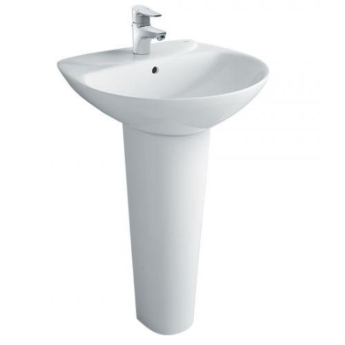 Chậu rửa mặt lavabo INAX AL-285V-L-288VD (Kháng khuẩn)