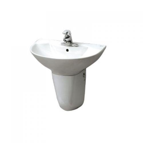 Chậu rửa mặt lavabo INAX AL-288V-L-288VC (Kháng khuẩn)