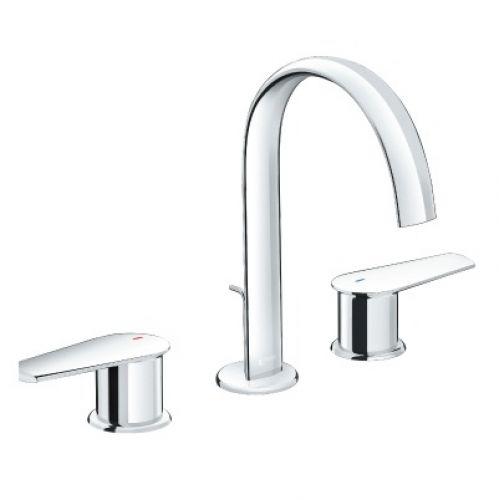 Vòi chậu lavabo hoặc bồn tắm nóng lạnh inax LFV-7100B
