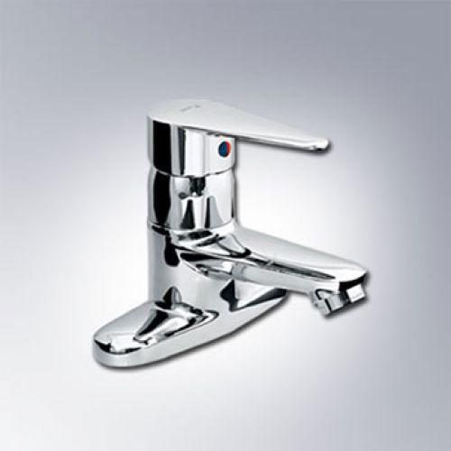 Vòi chậu lavabo nóng lạnh inax LFV-1101S-1