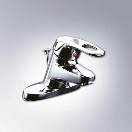 Vòi chậu lavabo nóng lạnh Inax LFV-201S
