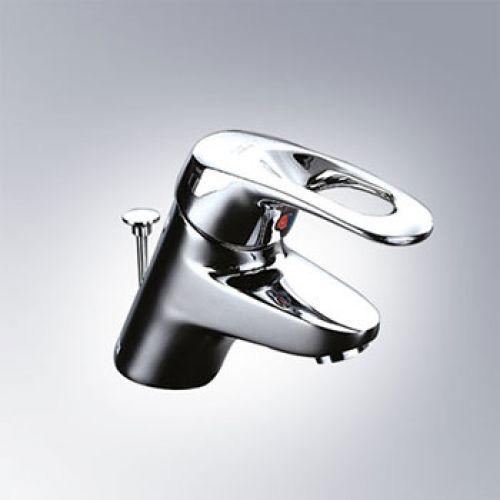 Vòi chậu Lavabo nóng lạnh Inax LFV-202S