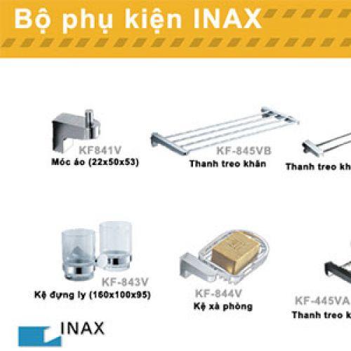 Bộ phụ kiện phòng tắm cao cấp Inax MC series