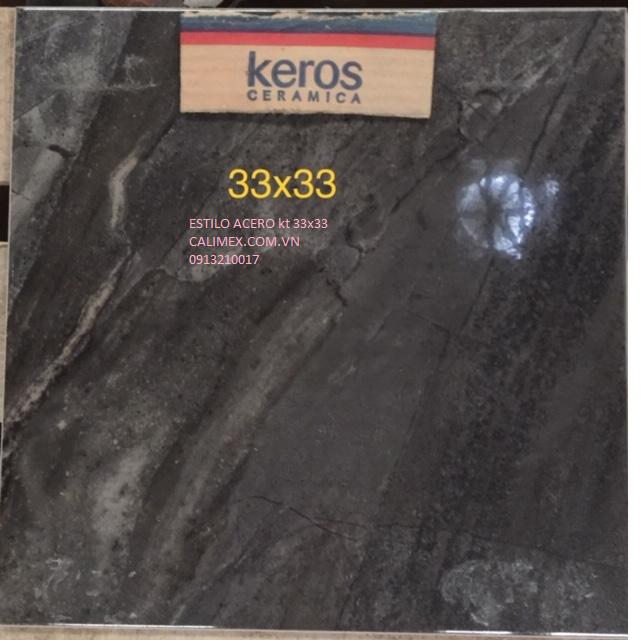 TBN-ESTILO ACERO kt 33x33