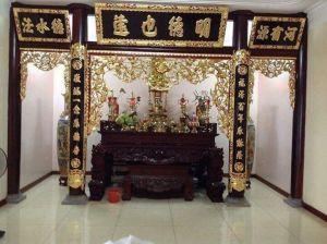 Gian thờ 11