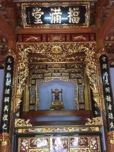 Gian thờ 09