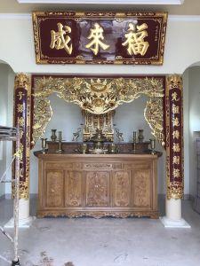 Gian thờ 16