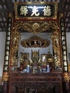 Gian thờ 06