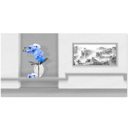 Gạch ốp tường Porcelain Trung Đô MW8.6668