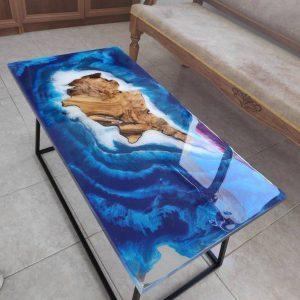 bàn gỗ epoxy 8