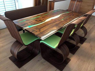 bàn gỗ epoxy 28
