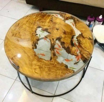 bàn gỗ epoxy 30