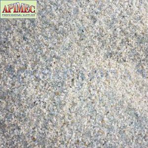 Cát thạch anh phun làm sạch bề mặt