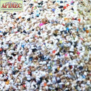 Hạt nhựa phun làm sạch bề mặt