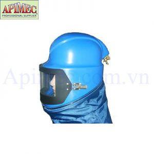 Mũ bảo hiểm phun cát Spartan - PanBlast
