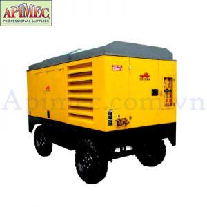 Máy nén khí di động động cơ Diesel