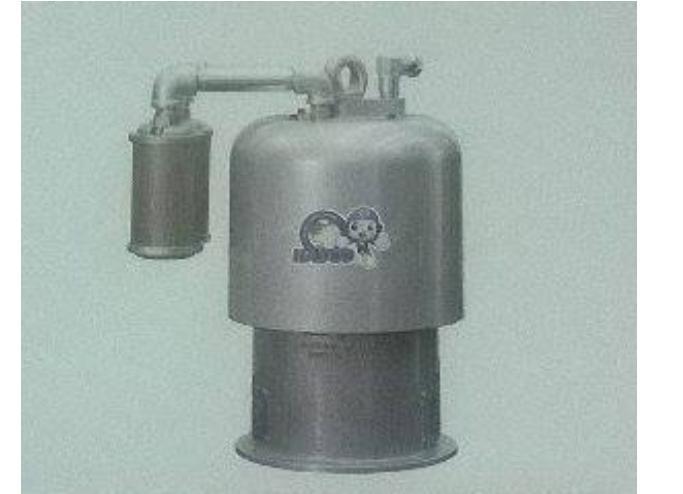 Mô-tơ khí máy phun sơn cao áp