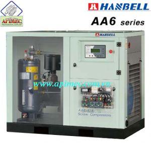 Máy nén khí trục vít HanBell AA6