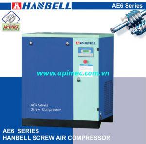 Máy nén khí trục vít HANBELL AE6 Series