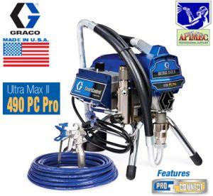 Máy phun sơn GRACO - Ultra Max II 490 PC Pro