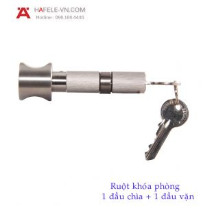Ruột Khóa Cửa Phòng 60mm Hafele 916.96.307