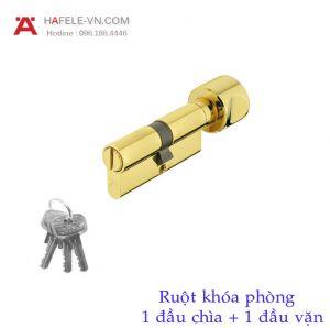 Ruột Khóa Cửa Phòng 65mm Hafele 916.96.666