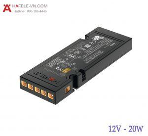 Biến Điện Hệ Thống 12V 20W Hafele 833.74.960