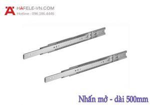 Ray Bi Nhấn Mở 500mm Hafele 494.02.085
