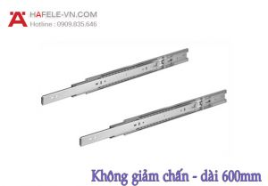 Ray Bi Không Giảm Chấn Dài 600mm Hafele 494.02.467