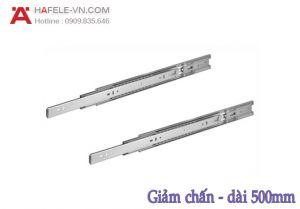 Ray Bi Giảm Chấn 500mm Hafele 494.02.065
