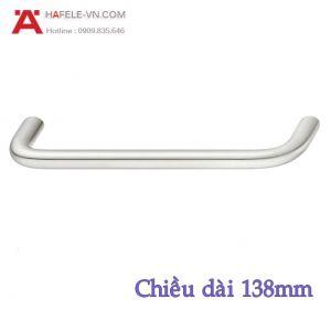 Tay Nắm Tủ Inox 138mm Hafele 155.01.232