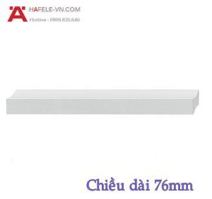 Tay Nắm Nhôm 76mm Hafele 155.01.111