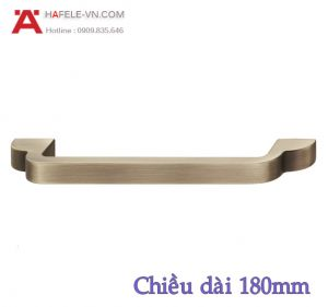 Tay Nắm Tủ D180mm Hafele 106.61.144