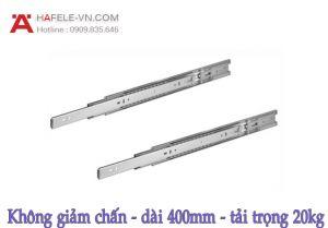 Ray Bi Không Giảm Chấn Dài 400mm Hafele 494.02.143