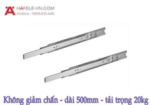 Ray Bi Không Giảm Chấn Dài 500mm Hafele 494.02.145