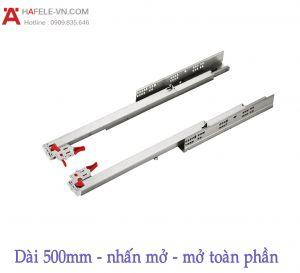 Ray Âm EPC Pro Nhấn Mở 500mm Hafele 433.32.065