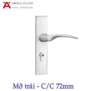 Tay Nắm Gạt Mở Trái C/C 72mm Hafele 903.99.322