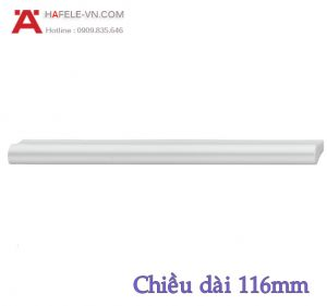 Tay Nắm Nhôm 116mm Hafele 155.01.101