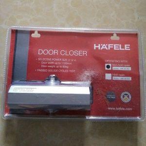 Thiết Bị Đóng Cửa Tự Động 80kg Hafele 499.30.003
