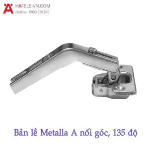 Bản Lề Metalla A Nối Góc Hafele 311.83.516