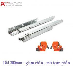 Ray Âm Giảm Chấn 300mm Imundex 7 272 430