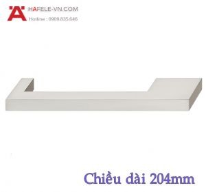 Tay Nắm Tủ H1380 D204mm Hafele 110.34.657